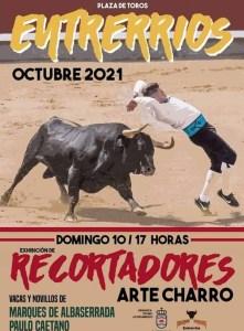 TOROS ENTRERRIOS 10 OCTUBRE 2021