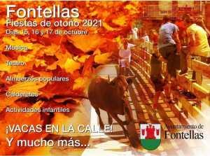 TOROS FONTELLAS 15 AL 17 OCTUBRE 2021