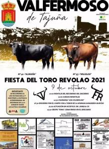 TOROS VALFERMOSO DE TAJUÑA 9 DE OCTUBRE 2021