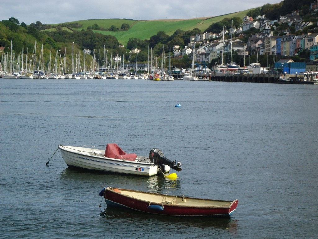 river dart boats
