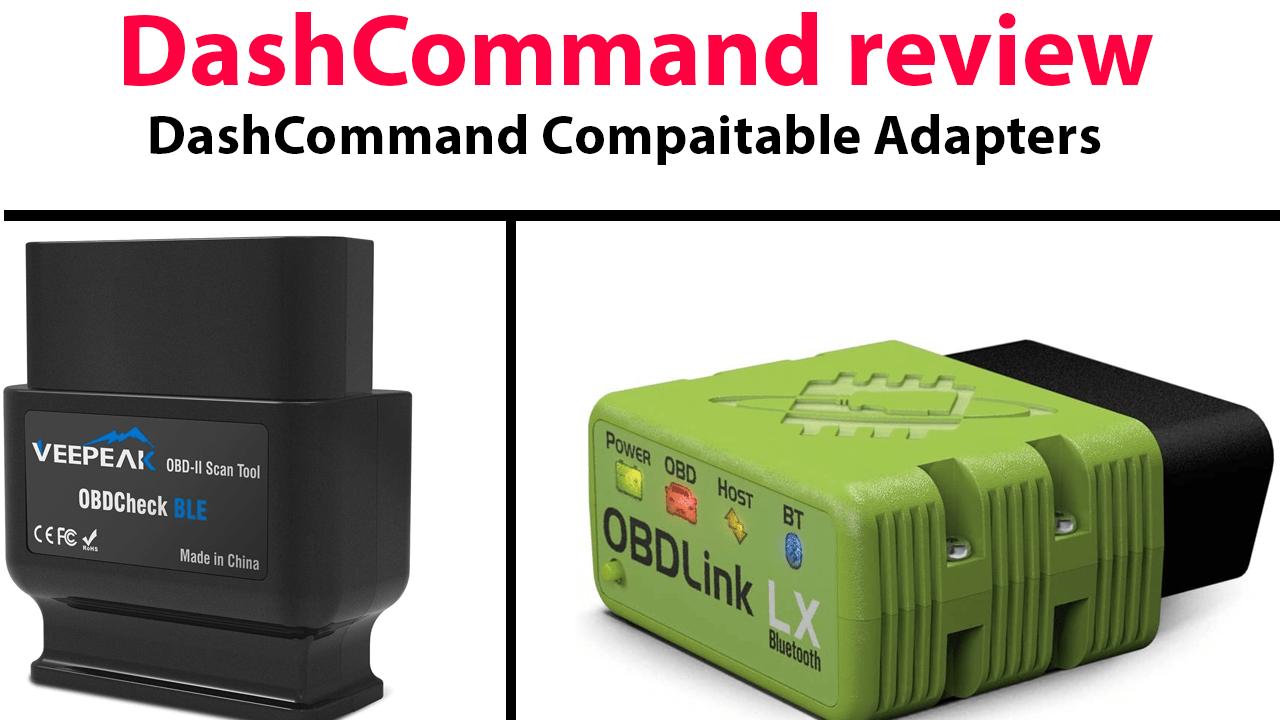 DashCommand OBD2 App Review