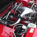 TVR Wedge Engine
