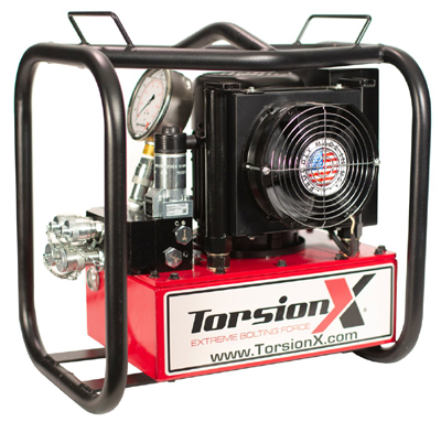 electric hydraulic torque wrench pump