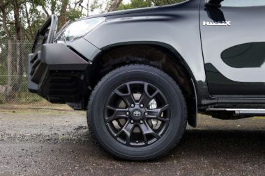 HiLux Genuine Accessories Wheels