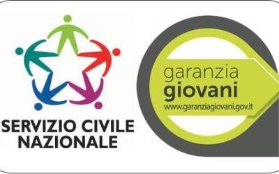 Bandi per la selezione di oltre 1.200 volontari Servizio Civile Nazionale, Garanzia Giovani e Corpi Civili di Pace