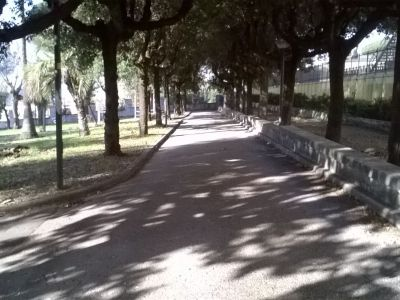 Riapertura Parco Loffredo