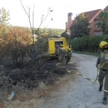 Dos incendios en Las Marías en el mismo sitio con 2 días de diferencia...