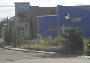 Escuela Infantil Las Ardillas, en el pueblo de Torrelodones