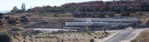 Obras del nuevo Colegio San Ignacio de Loyola de Torrelodones