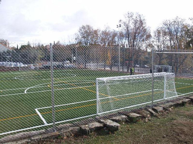 Nuevo campo de Fútbol 7 y de Minifutbol