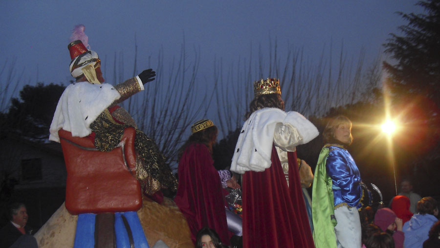 Reyes Magos