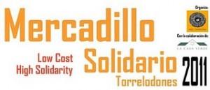 Mercadillo Solidario Torrelodones 2011