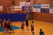 EBA Torrelodones vs Real Madrid