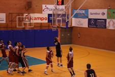 EBA Torrelodones vs Real Madrid