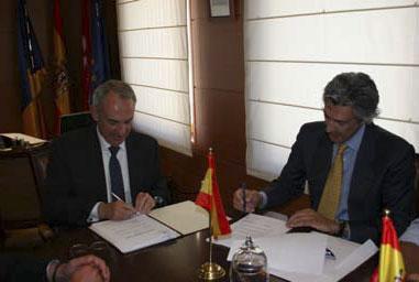 Ayuntamiento de Torrelodones firma convenio con la Sociedad Gastronómica el Lodón