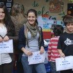 Alumnos del San Ignacio, ganadores del Encuentro Literario Escolar