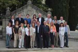 Candidatos del Partido Popular de Torrelodones 2011