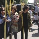 Miriam, Belén y Lorena Velasco