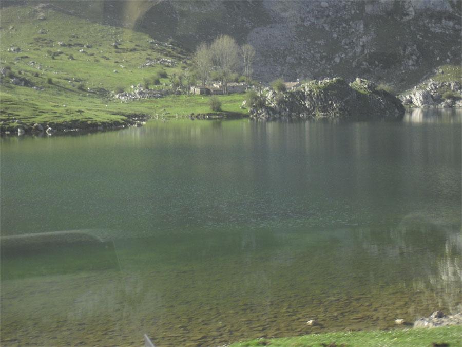 Subida a los lagos