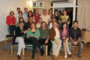 Candidatura de acTÚa (Foto de Archivo)