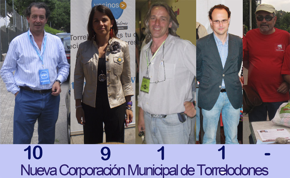 Corporación Municipal de Torrelodones 2011-2015