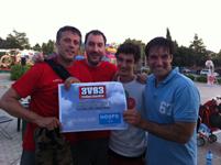 Torneo 3vs3 de Baloncesto en las Fiestas de la Colonia de Torrelodones 2011