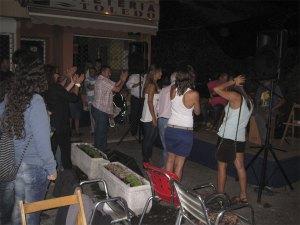 Ambiente Festivo en la sede de La Cucaña