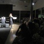Frederieke Saeijs y Fernando Cruz, tocaron en un Torreforum lleno