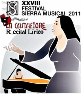 La Castafiore, Festival Sierra Musical 2011