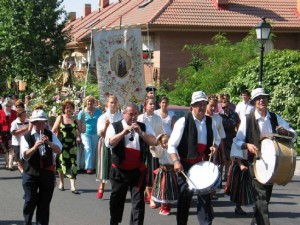 Fiestas del Carmen, colonia de Torrelodones