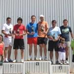Ganadores del Torneo de Frontón de las Fiestas del Carmen de Torrelodones 2011