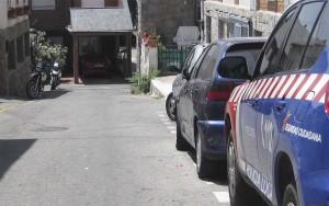 Motos de la Policía de Torrelodones
