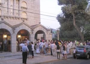 La Parroquia San Ignacio de Loyola de Torrelodones celebró el día de su Patrono (Foto de Archivo)