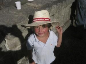 Sombreros de la JMJ - San Ignacio de Torrelodones