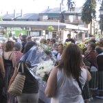 Ofrenda Floral a la Virgen de la Asunción en Torrelodones
