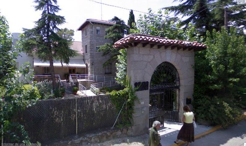 Residencia de Ancianos Santa María de los Ángeles, Torrelodones