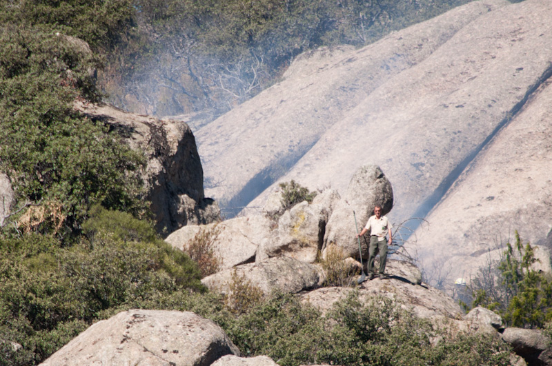 Incendio 11-10-2011 en Torrelodones - Foto: juanangelTC