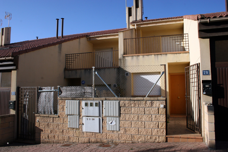 Viviendas que subastó la Empresa Municipal de Urbanismo de Torrelodones
