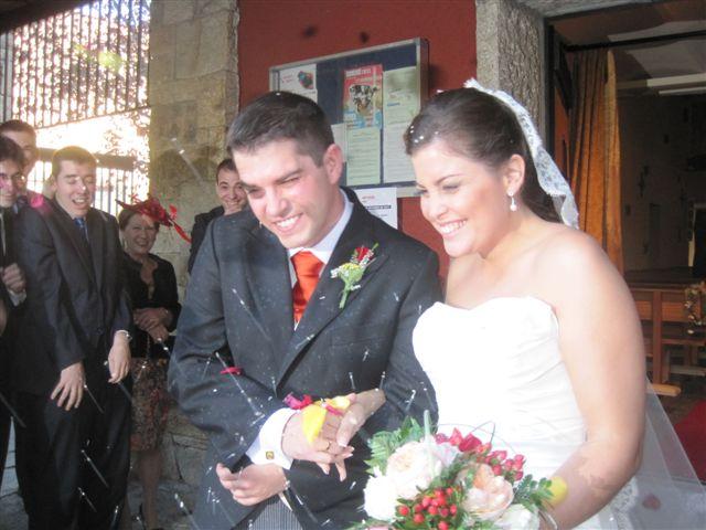 Boda Jaime y Cristina