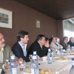 Desayuno de los empresarios de Torrelodones con la Alcaldesa