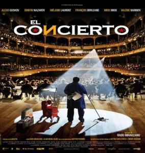 Cine Fórum en Torrelodones: Se proyectará El Concierto