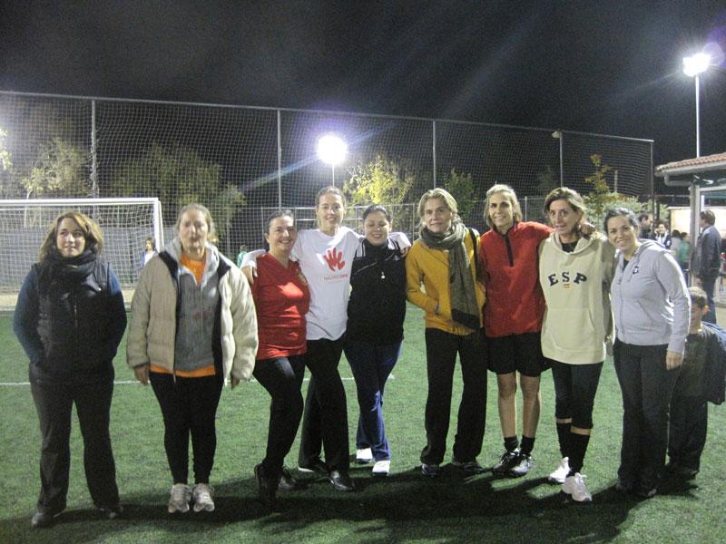Campeonato de MAMAS del Minifútbol de Torrelodones