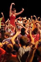 Silvia Marín, Flamenco para niños