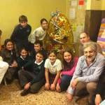 Cesta de Navidad del Colegio San Ignacio de Loyola de Torrelodones