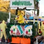 El Minifútbol, pilar fundamental de la Cabalgata de Reyes (Foto: juanangelTC 5/1/2012)