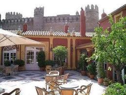 Hotel Huerta Honda, Zafra, Extremadura