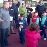 I Torneo de Fútbol Alevín de Navidad del San Ignacio de Torrelodones