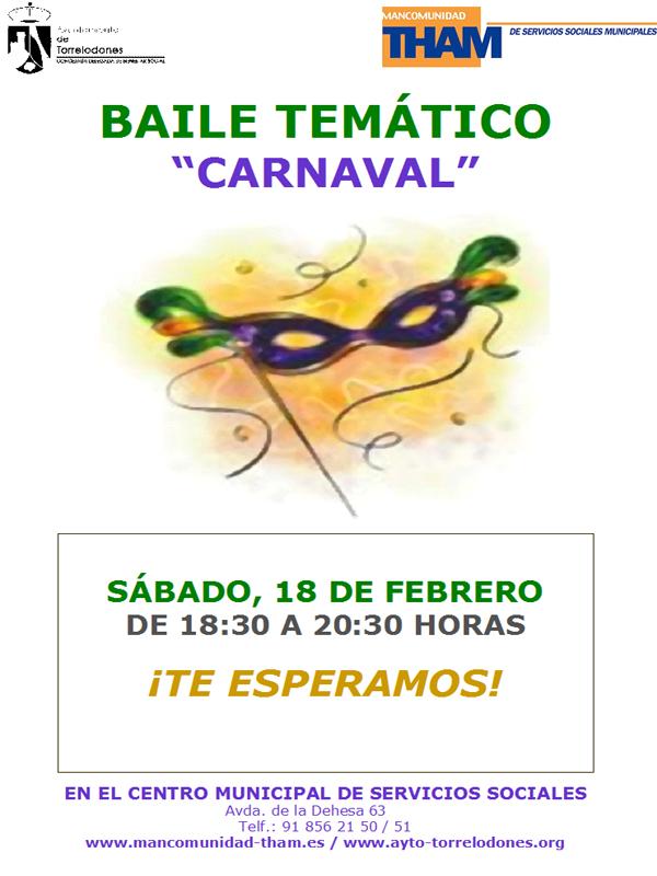 Baile Carnaval, Torrelodones