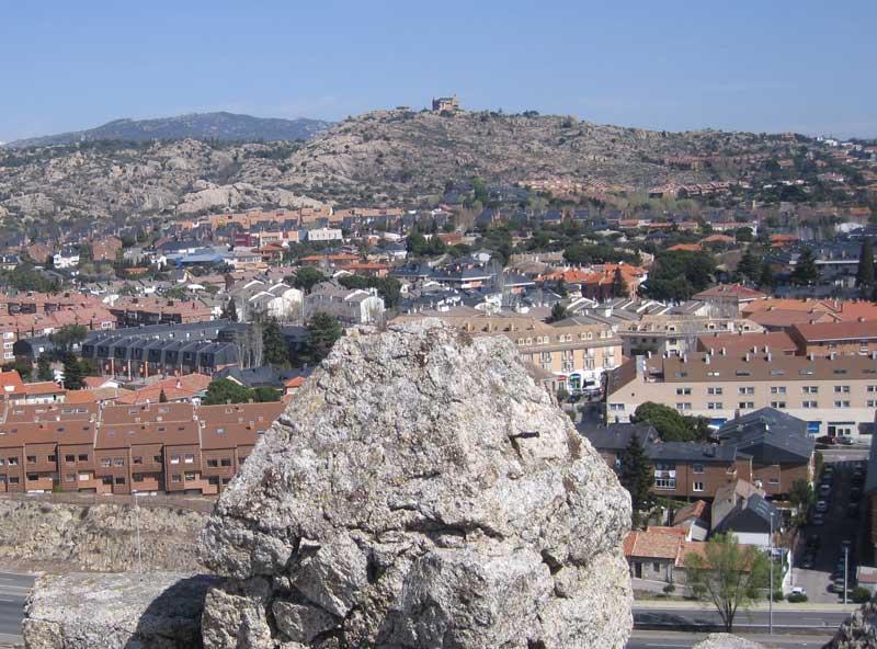 Vistas desde la Torre de los Lodones