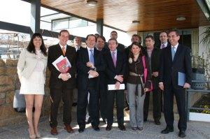 Torrelodones busca el apoyo de la CAM para ser Ciudad Asociada del Mundial de Baloncesto 2014